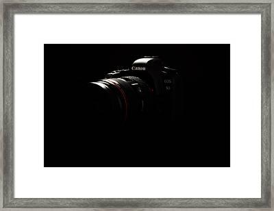 Eos 5d Mark II Framed Print