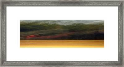 Ephemeral Framed Print by Skip Willits