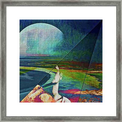Ephemere Framed Print