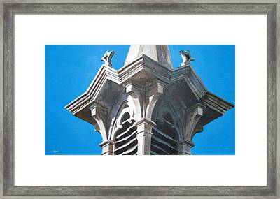 Epilogue Framed Print by William  Brody
