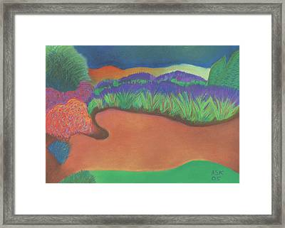 Epiphany Framed Print