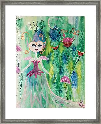 Epiphany Framed Print by Julie Engelhardt
