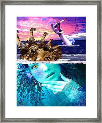 Epiphany Framed Print by Meg Robinson