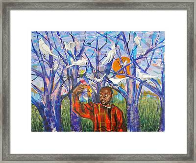 Epiphany Framed Print by Rollin Kocsis