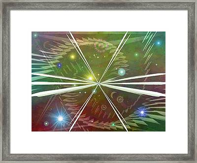Epiphany Framed Print by Tim Allen