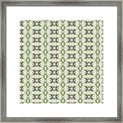 Epiphytes Framed Print by Olivia Meadows
