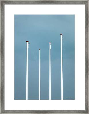 Equalizer Framed Print