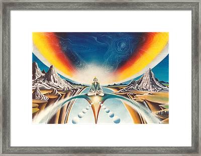 Equasia - I. Framed Print