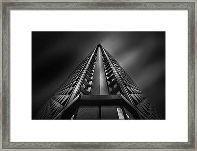 Equilateral Framed Print