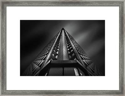 Equilateral Framed Print