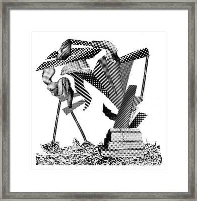 Equilibrium #1 Framed Print