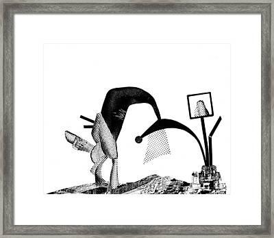 Equilibrium #10 Framed Print