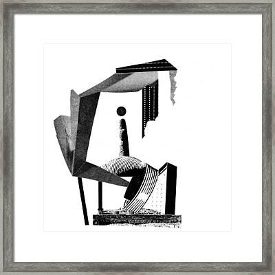 Equilibrium #11 Framed Print