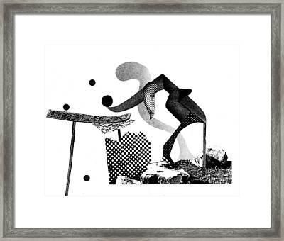 Equilibrium #6 Framed Print