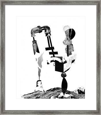 Equilibrium #9 Framed Print