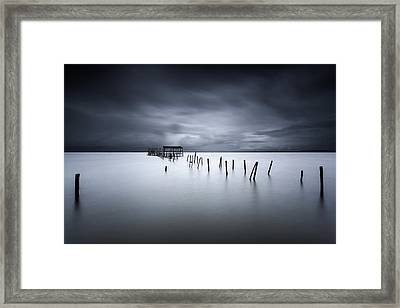 Equilibrium Framed Print by Jorge Maia