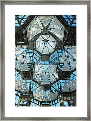 Framed Print featuring the photograph Equilibrium.. by Nina Stavlund