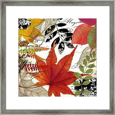 Equinox I Framed Print by Mindy Sommers