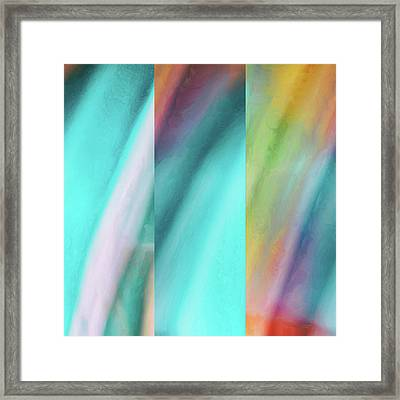 Equipoise 2 Framed Print by Tom Druin