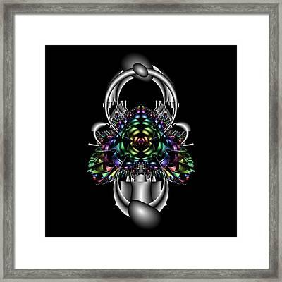 Eralisater Framed Print