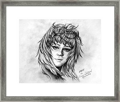 Eren Framed Print