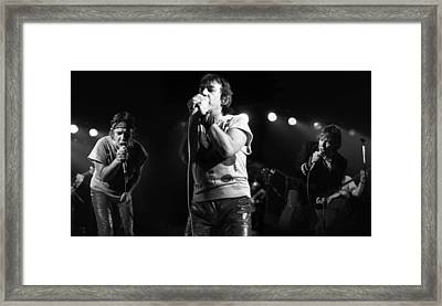 Eric Burdon 3 Framed Print