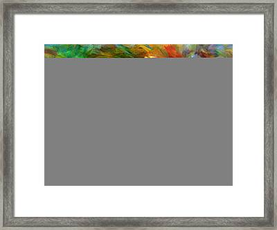 Eric Burdon Framed Print by Mal Bray