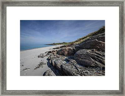 Eriskay Beach Framed Print