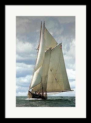 Sailboat Framed Prints