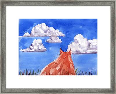 Ernesto's Dream Framed Print