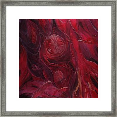 Erogenous Framed Print by A Coudry