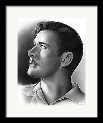 Errol Flynn Framed Prints