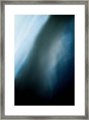 Framed Print featuring the photograph Escapade by Eric Christopher Jackson
