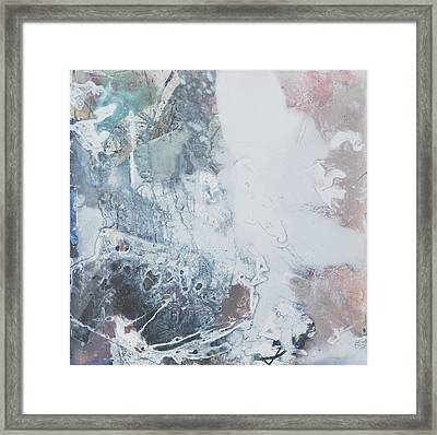 Escape# 9 Framed Print by Dongze Huo