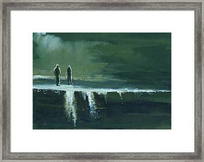 Escape Framed Print by Anil Nene