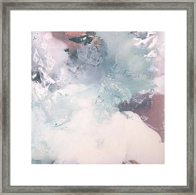 Escape#10 Framed Print by Dongze Huo