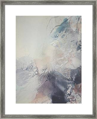 Escape#11 Framed Print by Dongze Huo