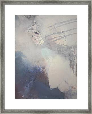 Escape#12 Framed Print by Dongze Huo