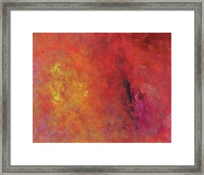 Escaping Spirits Framed Print