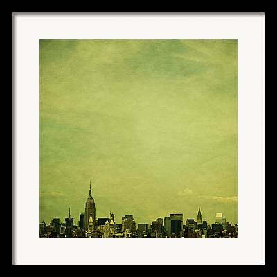 Business-travel Framed Prints