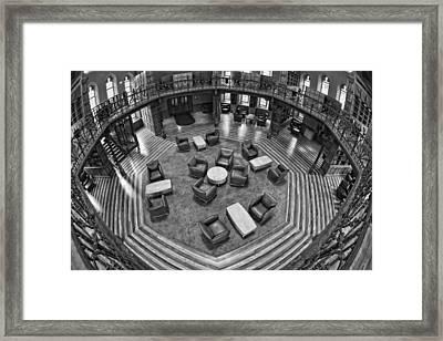 Escher's Study Framed Print