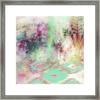 Esme II Framed Print by Mindy Sommers
