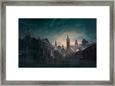 Esoteric Order Of Dagon Framed Print