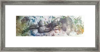 Espera Framed Print