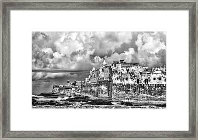Essaouira Morocco  Framed Print by Chuck Kuhn