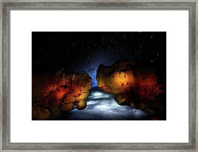 Essence Framed Print by Mark Andrew Thomas
