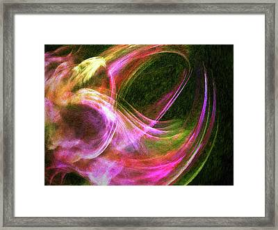 Essence Framed Print by Michael Durst