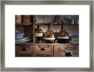 Framed Print featuring the photograph Essence Of Life by Gary Heller