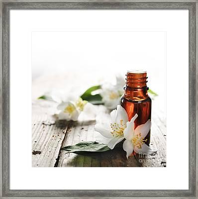 Essential Oil Framed Print by Jelena Jovanovic