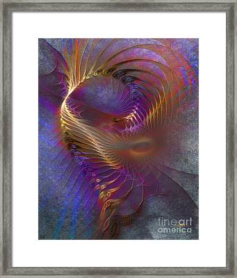 Essential Vibe Framed Print